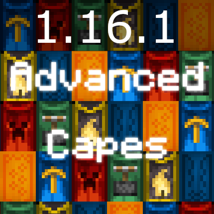Advanced Capes 1.16.1