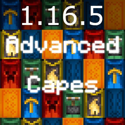 Advanced Capes 1.16.5-1.0